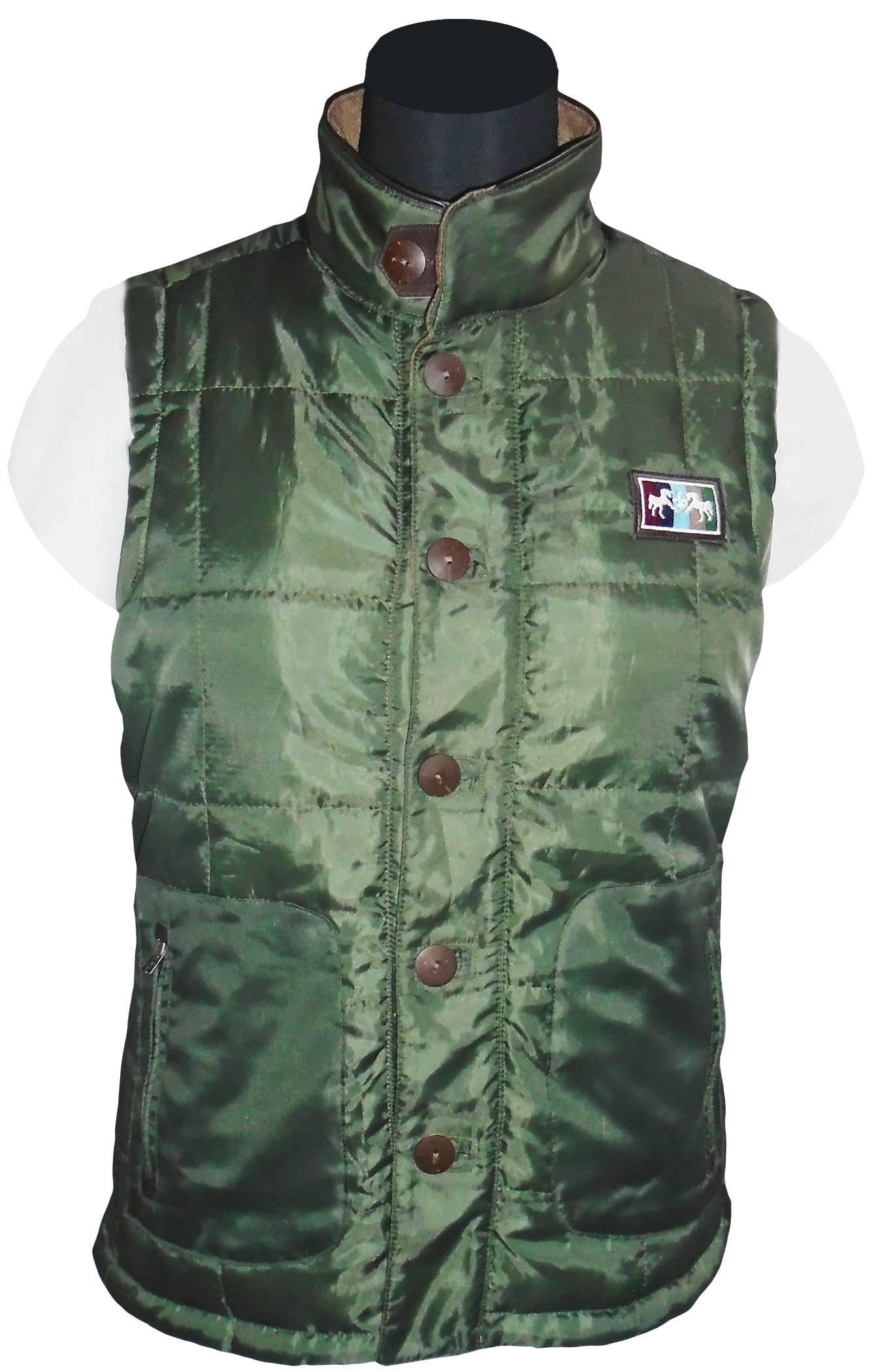 Equine Couture Finley Ladies' Reversible Vest