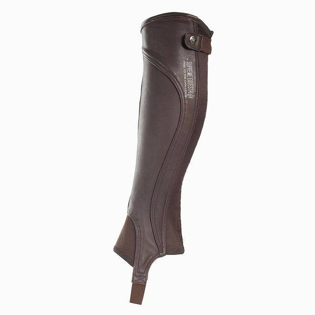 Horze Supreme Quinton Leather Chaps