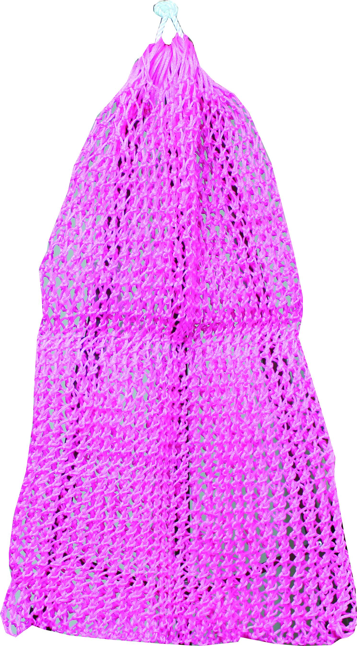 PARTRADE Ultra Slow Feeder Hay Net - Hot Pink - 40''