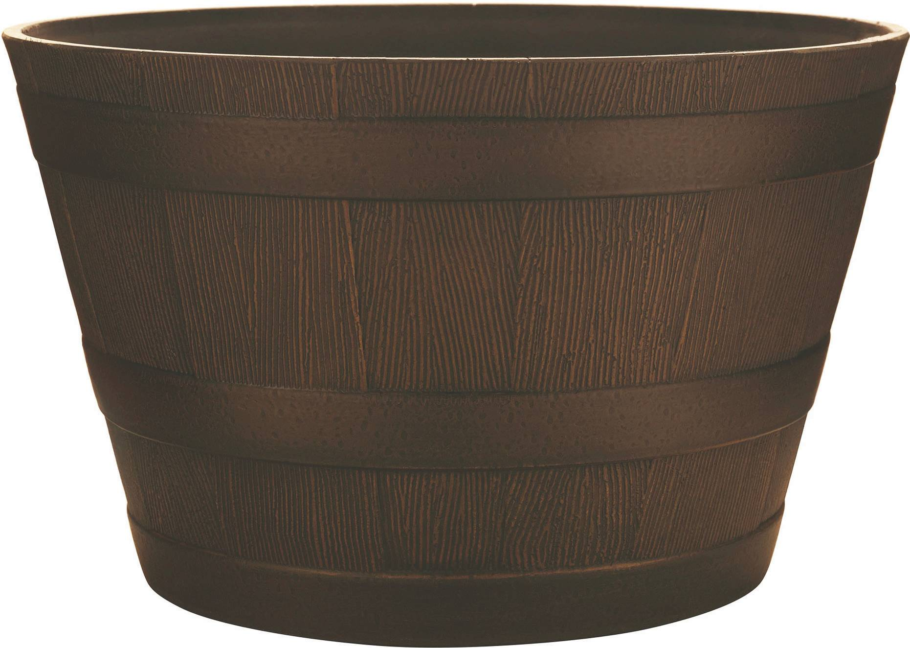 Southern Patio Hdr Whiskey Barrel Planter Ebay