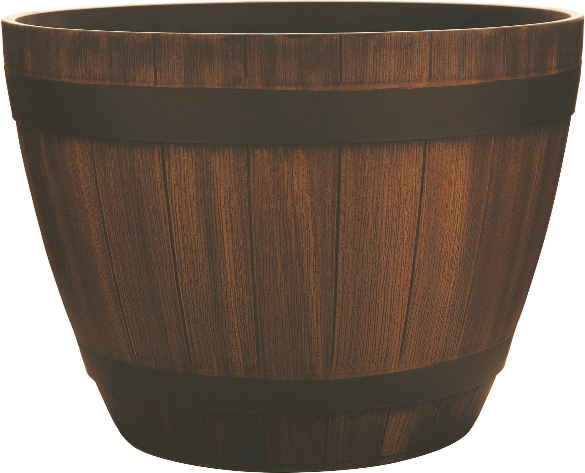 Southern Patio Hdr Wine Barrel Planter | eBay