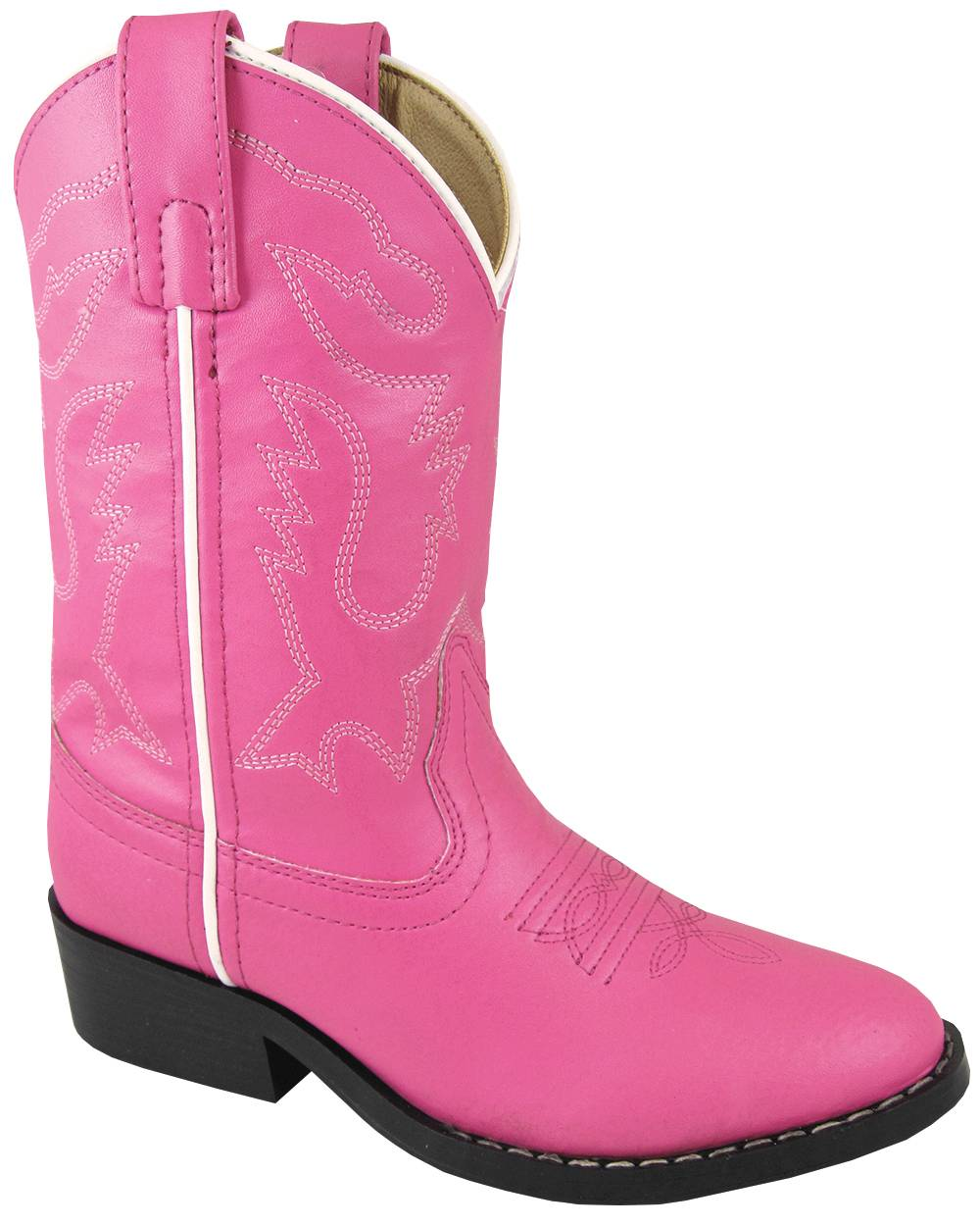 Smoky Mountain Youth Monterey Western Boots - Hot Pink