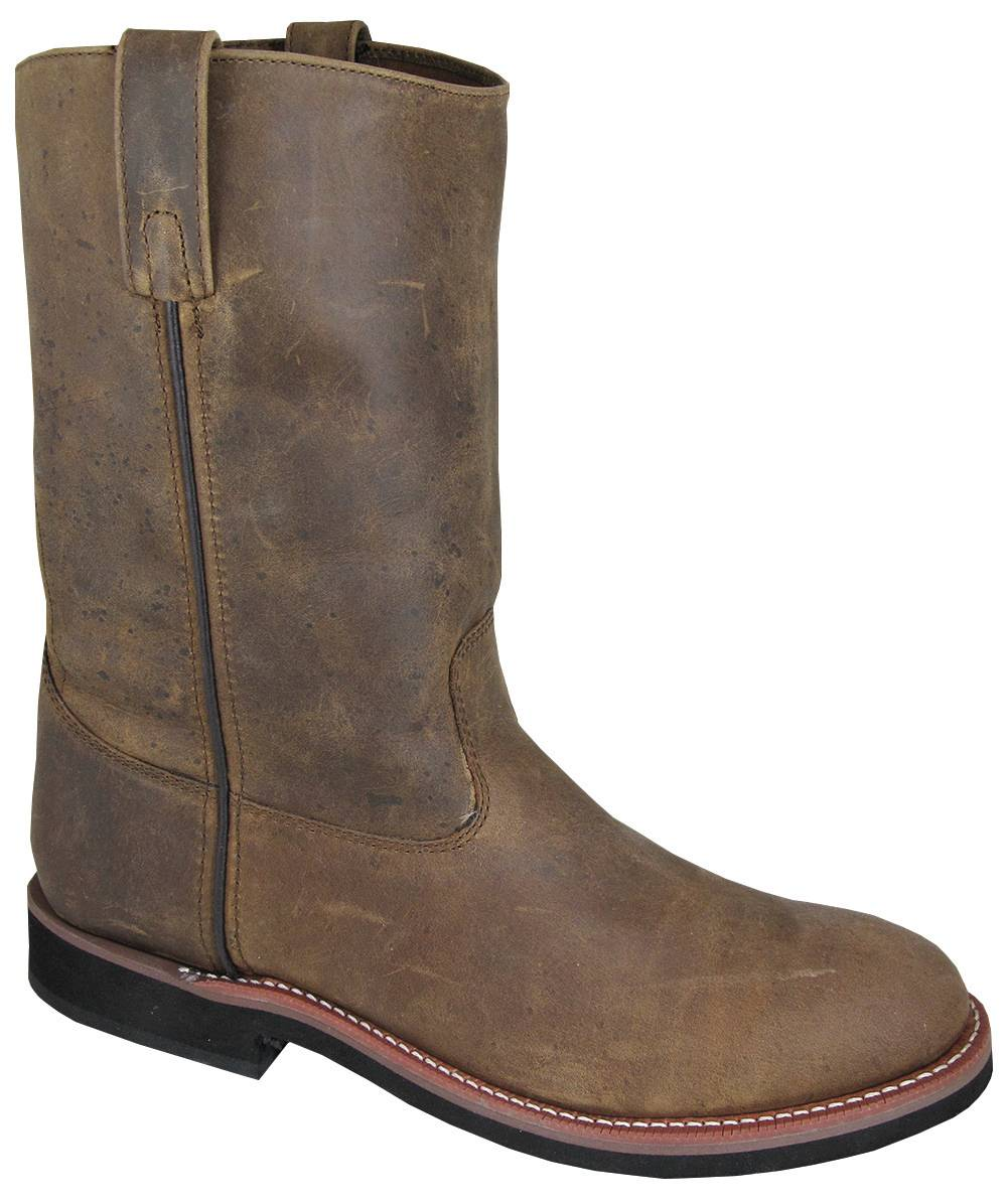 Smoky Mountain Men's Wellington Leather Boot