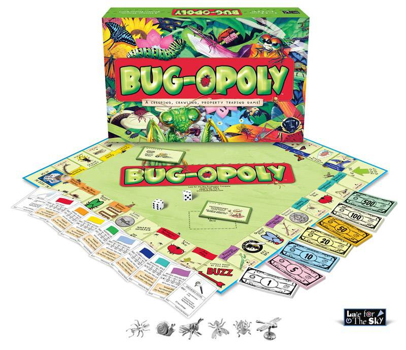 BUG-OPOLY: The Board Game