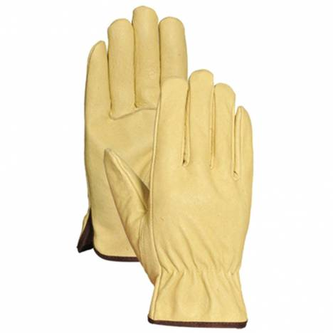 Bellingham Men's Pigskin Leather Driving/Work Glove