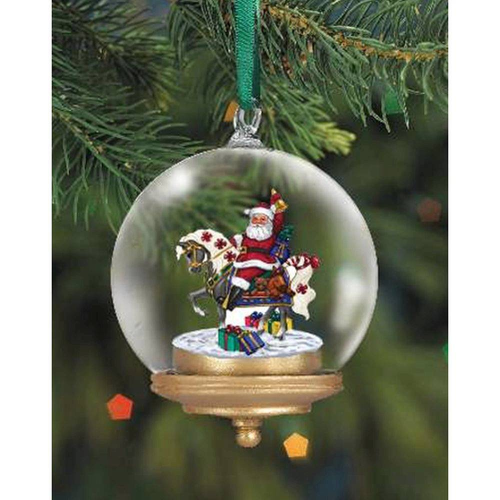 Breyer Gifts From Stanta Globe Ornament