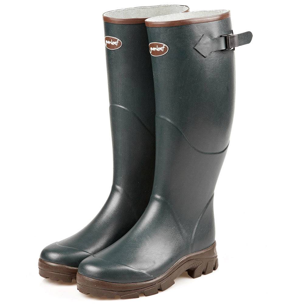 Gumleaf Men's Field Welly Boot