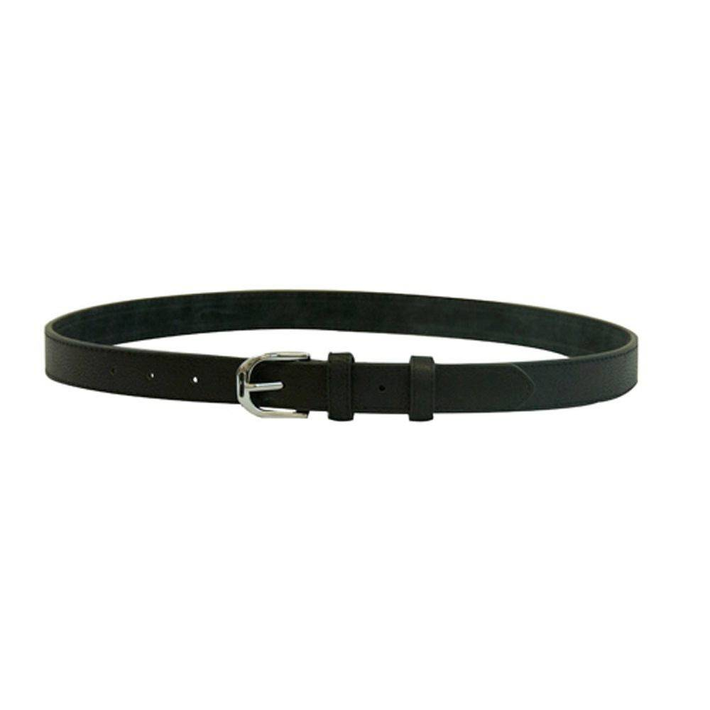WOW Leather Belt with Stirrup Buckle