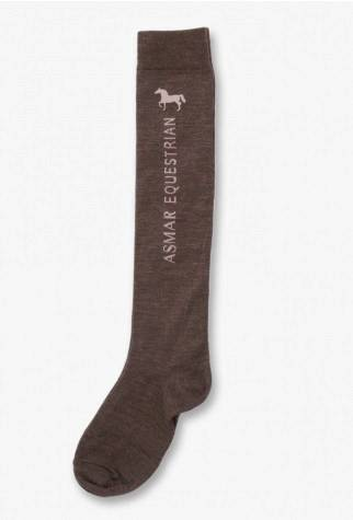 NOEL ASMAR Equestrian Ladies Boot Socks - 6 Pack