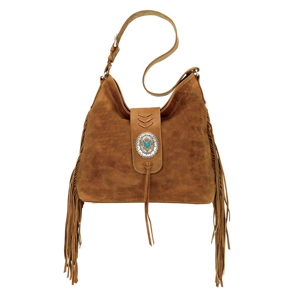 AMERICAN WEST Seminole Soft Slouch Shoulder Bag
