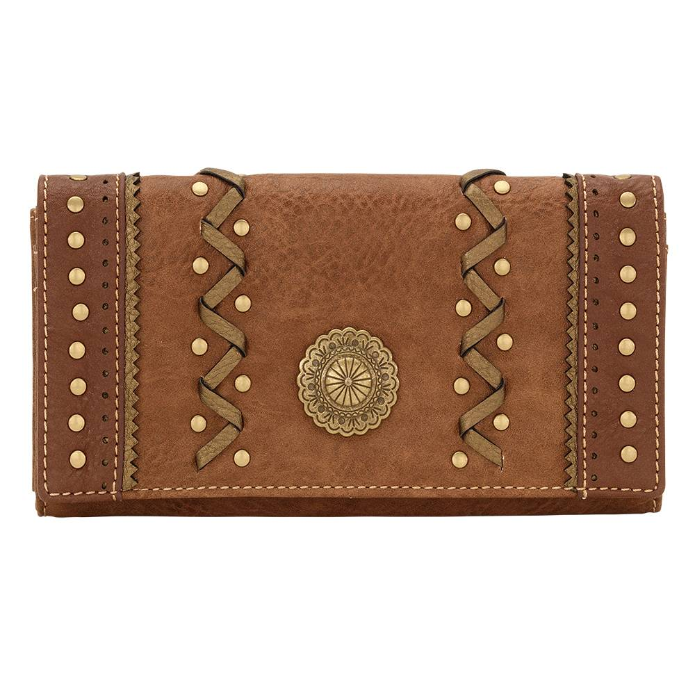 Bandana Grand Junction Flap Wallet