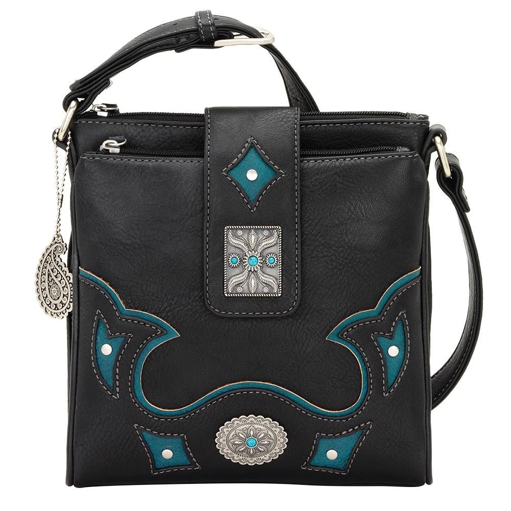 Bandana Lexington Organized Crossbody