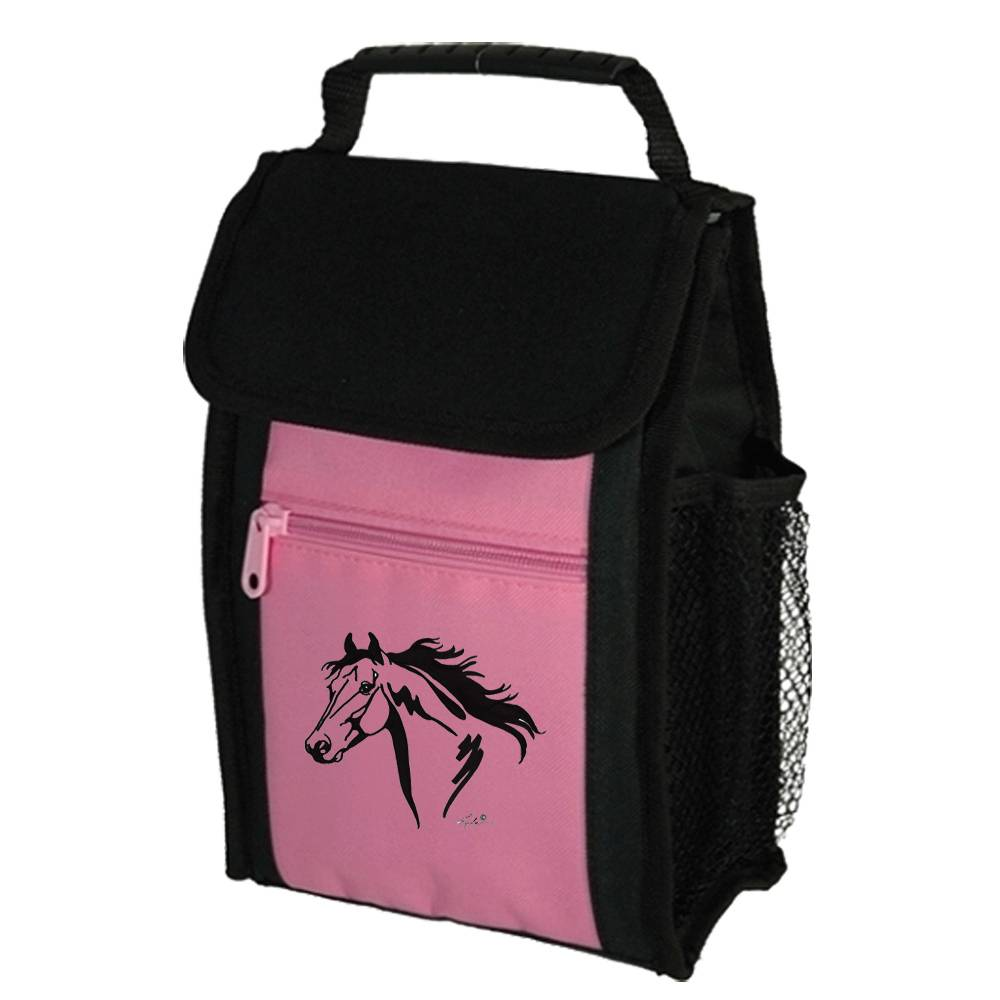 Horse Head Lunch Tote