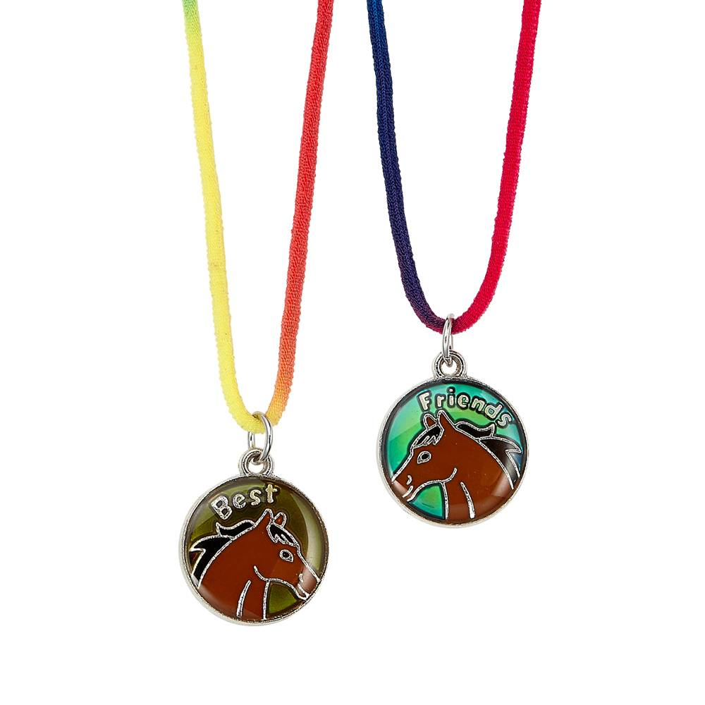 Kids' Best Friends Mood Necklace
