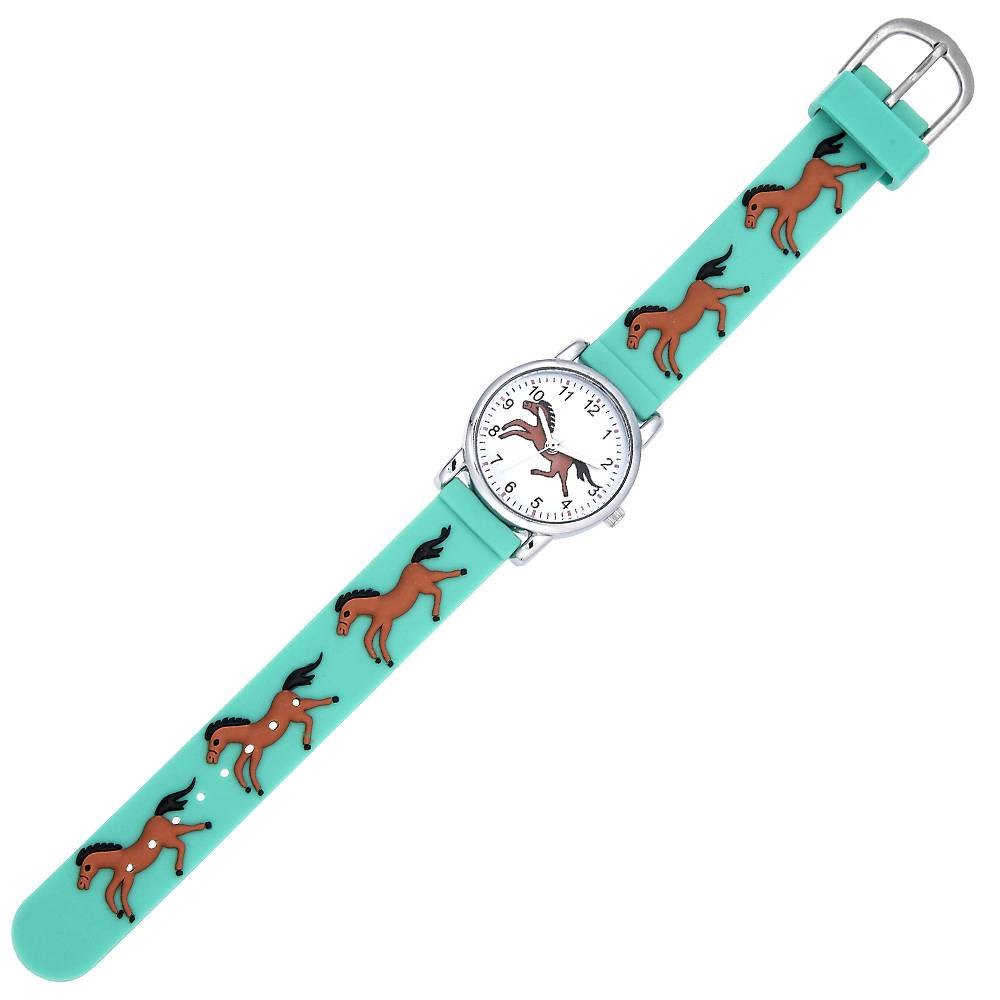Kids' Bay Horse Watch