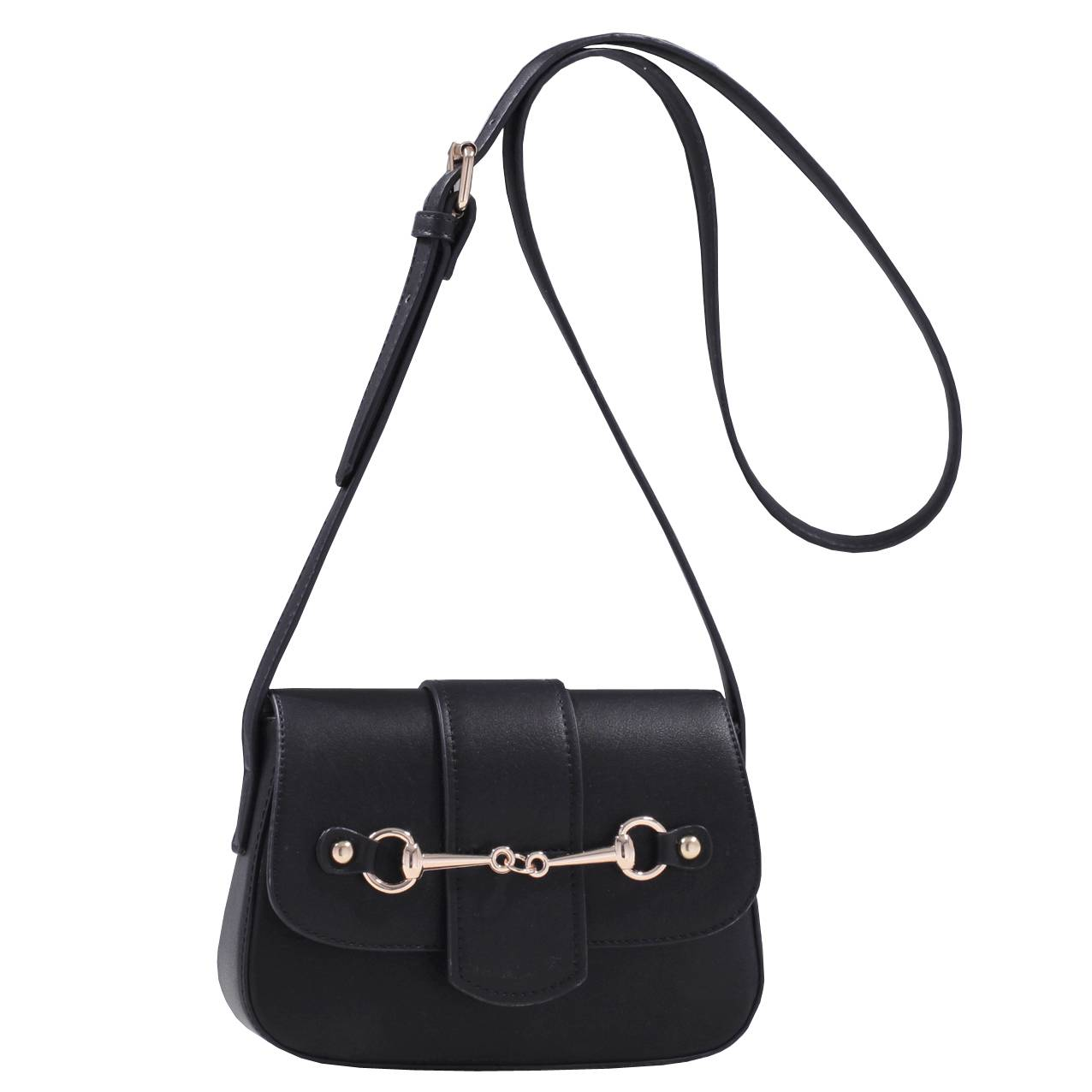 Ladies' Classic Snaffle Bit Bag