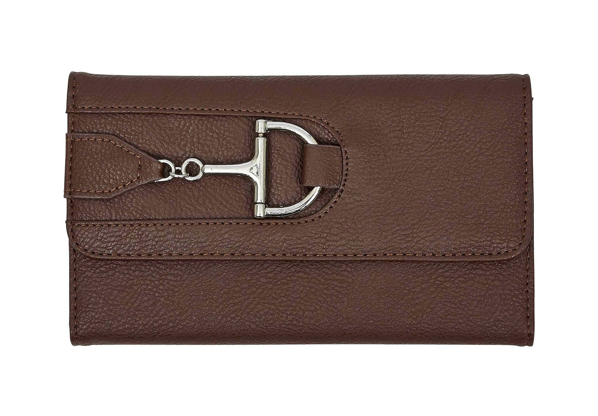 Ladies' Snaffle Bit Wallet