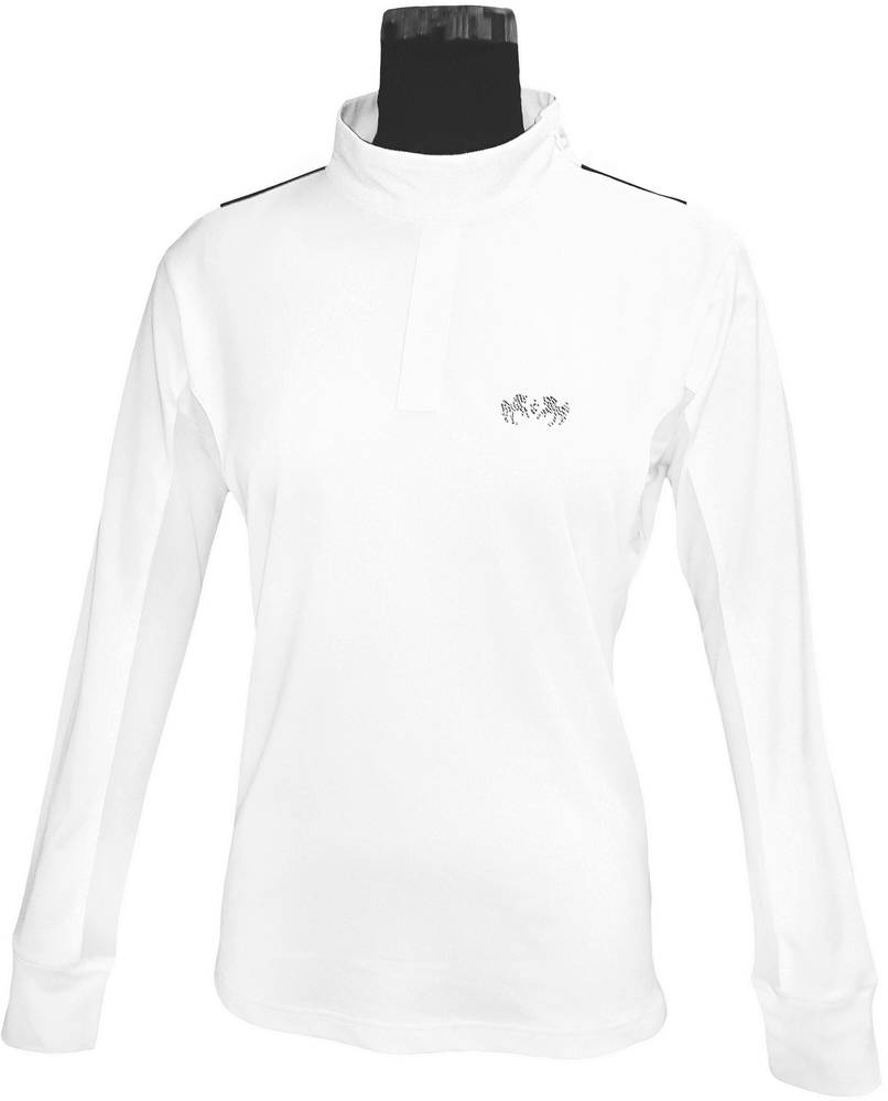 Equine Couture Ladies Darsy Show Shirt