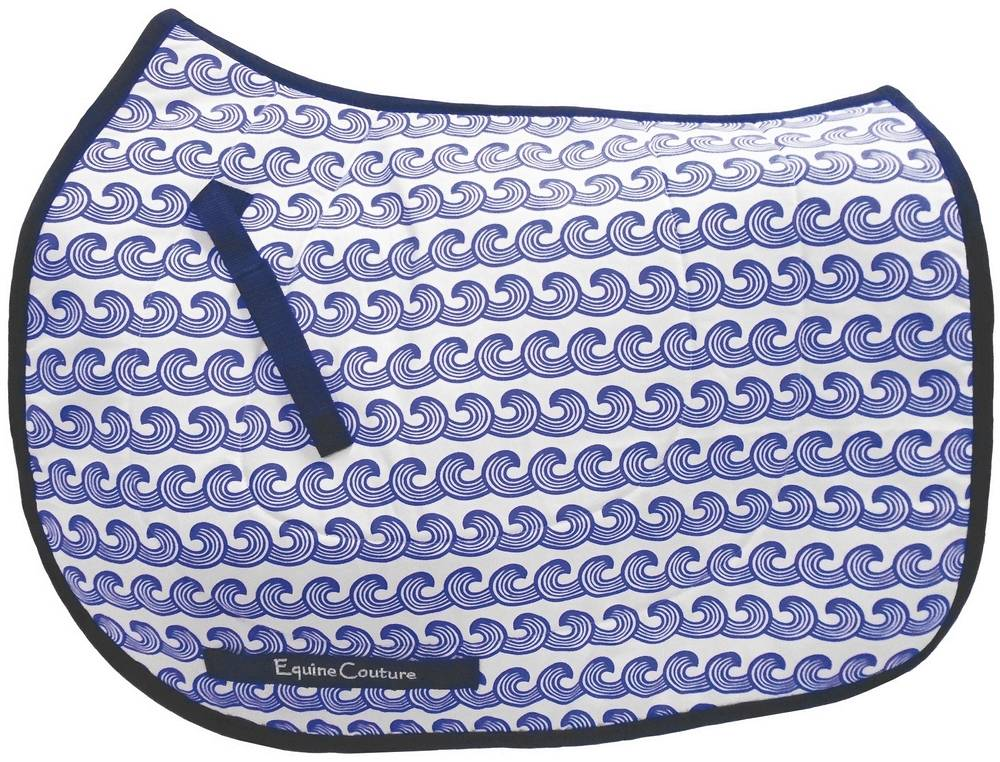 Equine Couture Waves All Purpose Saddle Pad