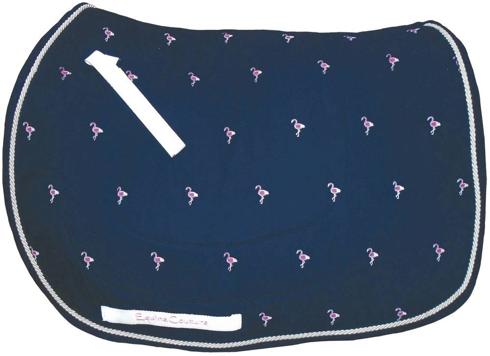 Equine Couture Flamingo All Purpose Saddle Pad