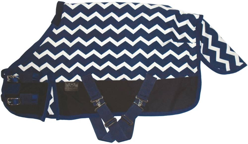 Equine Couture Abby Medium Weight Turnout Blanket