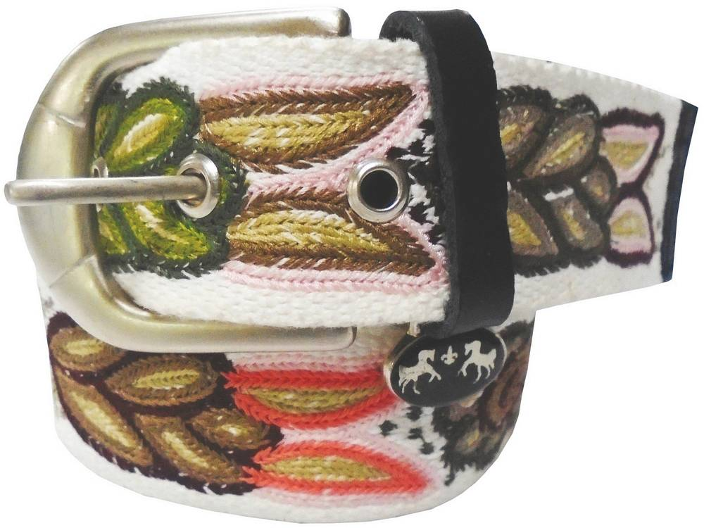 Equine Couture Ladies Delilah Cotton Belt