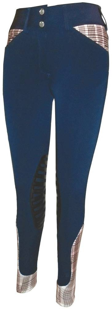 Equine Couture Ladies Baker Pro Knee Patch Breeches