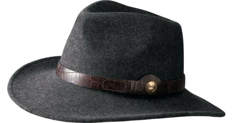 Outback Trading Men's Stillwater Wool Hat