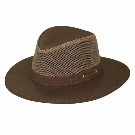 Outback Trading Men's River Guide II Hat - Mesh Classic