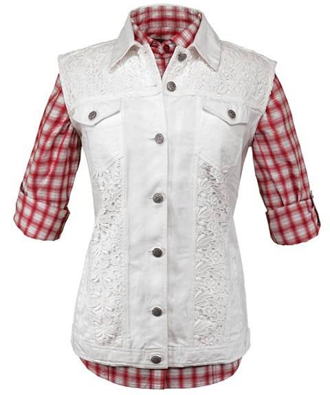 Outback Trading Ladies' Pearl Vest