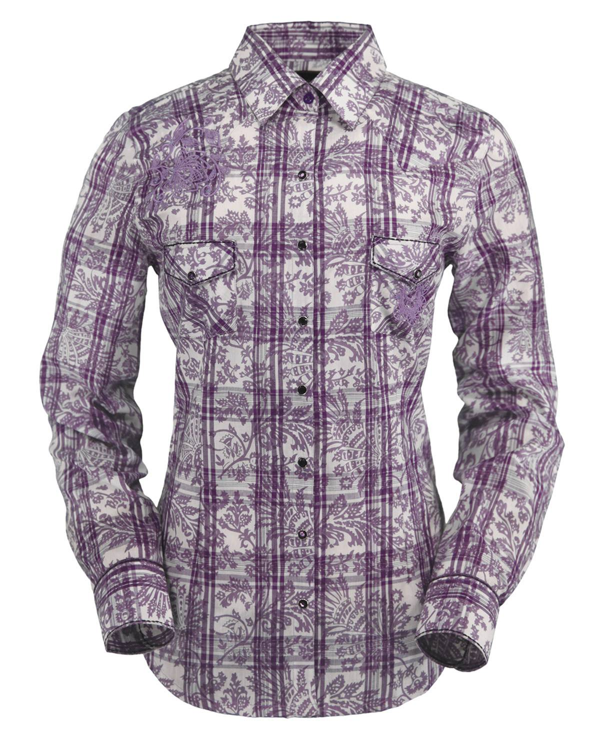 Outback Trading Ladies' Lavender Shirt