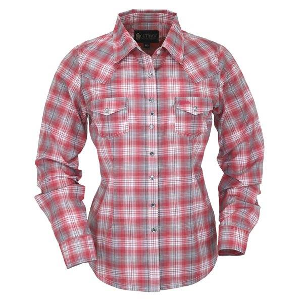 Outback Trading Ladies' Audrey Performance Shirt