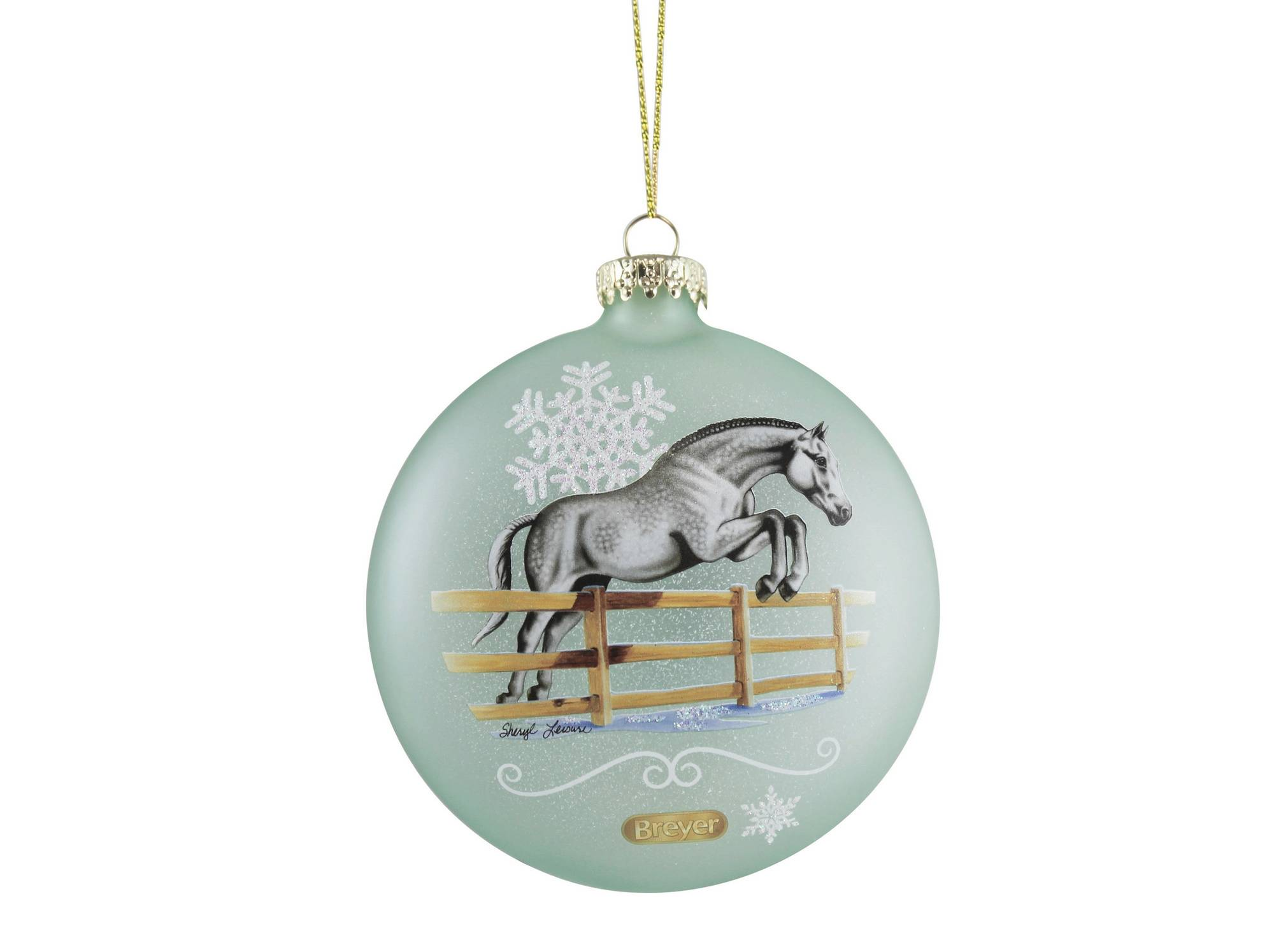Breyer 2016 Artist Signature Ornament - Ponies