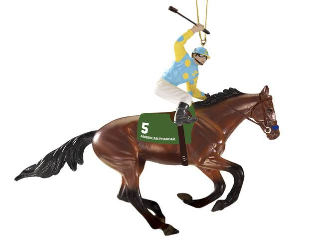 Breyer 2016 American Pharoah Ornament