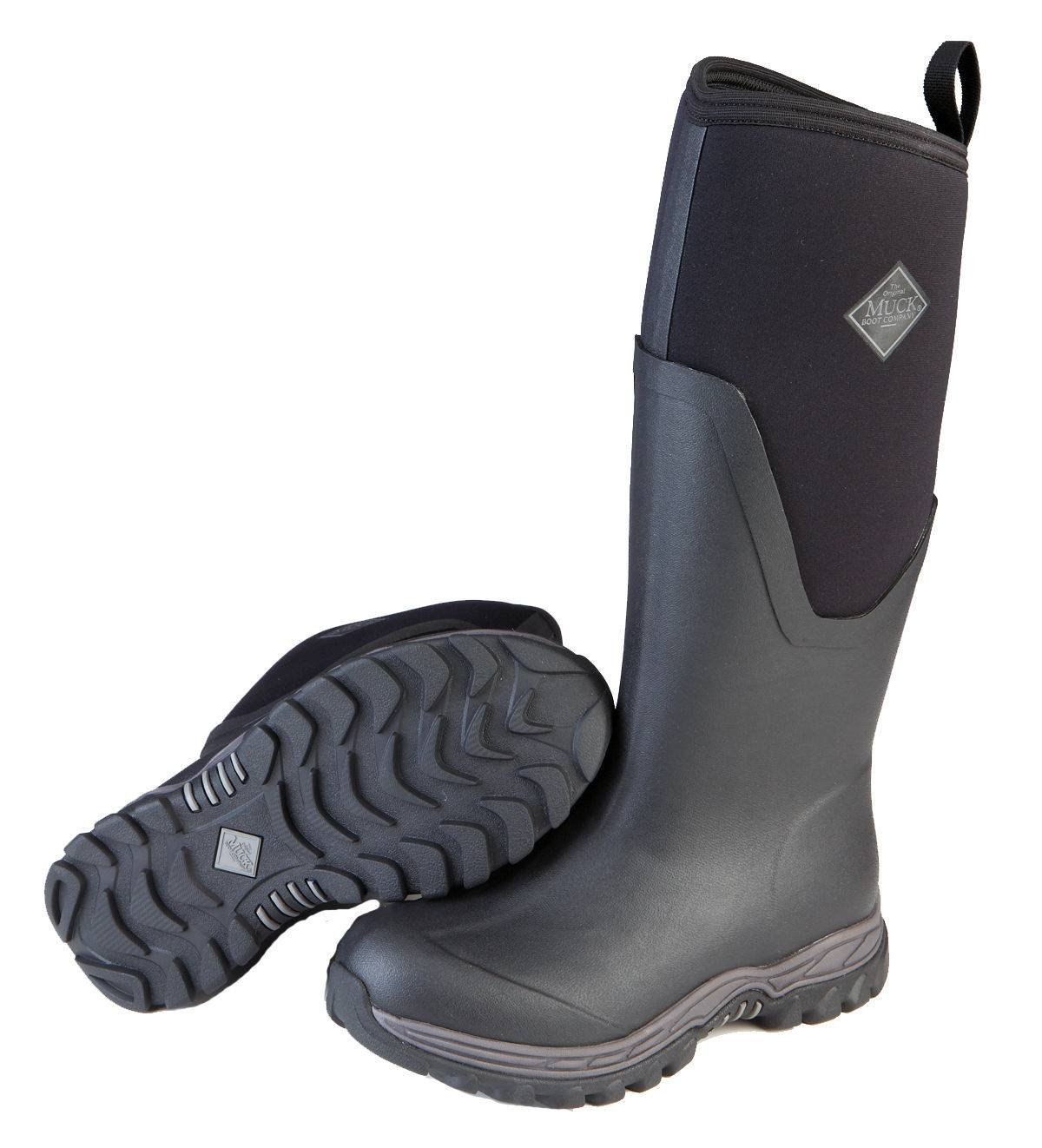 Muck Boots Ladies Arctic Sport II Tall - Black