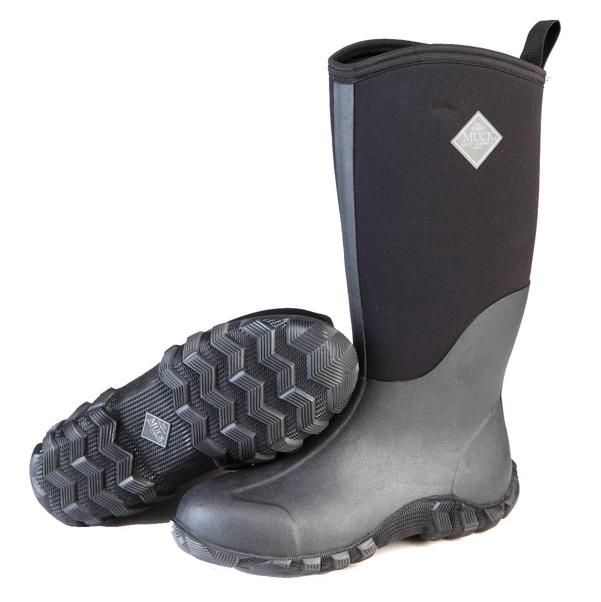 Muck Boots Men's Edgewater II - Black
