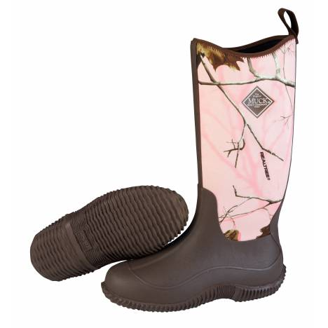 Muck Boots Ladies Hale - Pink Realtree