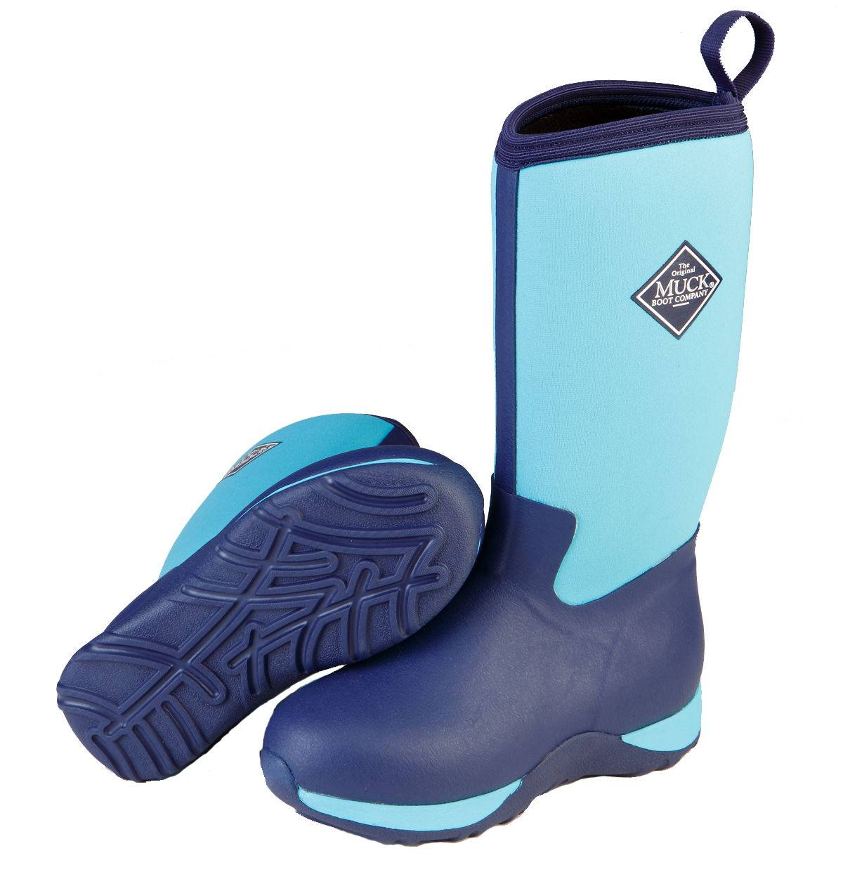 Muck Boots Kids Arctic Adventure - Blue/Navy