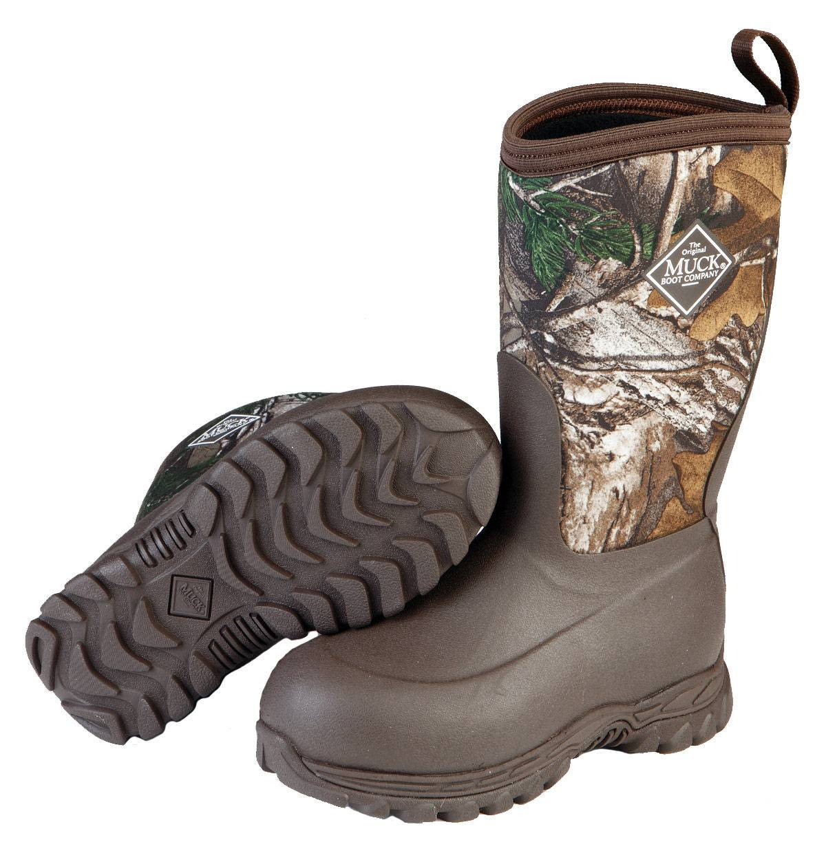Muck Boots Kids Rugged II - Realtree Xtra