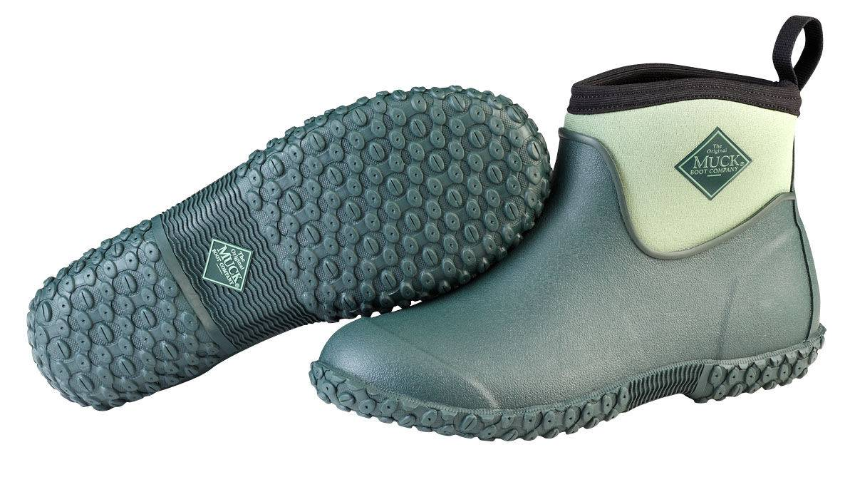 Muck Boots Ladies Muckster II Ankle - Green