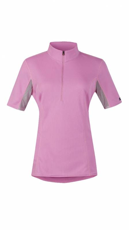Kerrits Ladies Hybrid Riding Shirt Shortsleeve