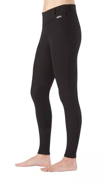 Kerrits Ladies Microcord Breech Kneepatch