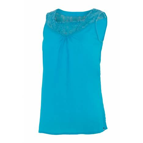 Noble Outfitters Ladies' Whimsical Lace Tank