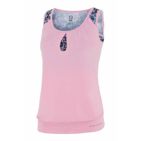 Noble Outfitters Ladies' Katie Double Up Tank