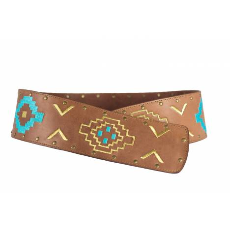 Noble Outfitters Ladies' Aztec Wrap Belt