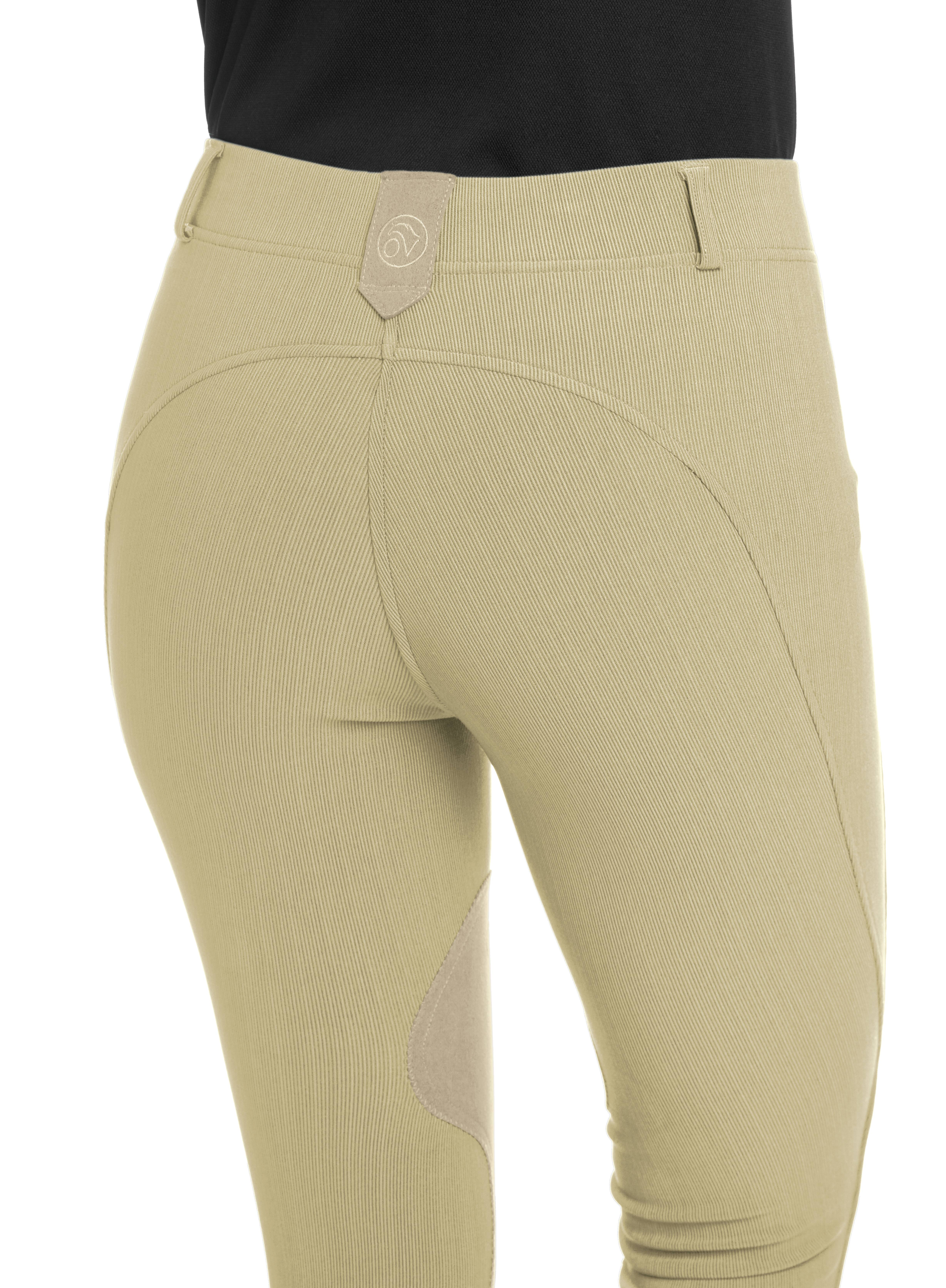 Ovation Ladies Athletica Euro Seat Rider Tights
