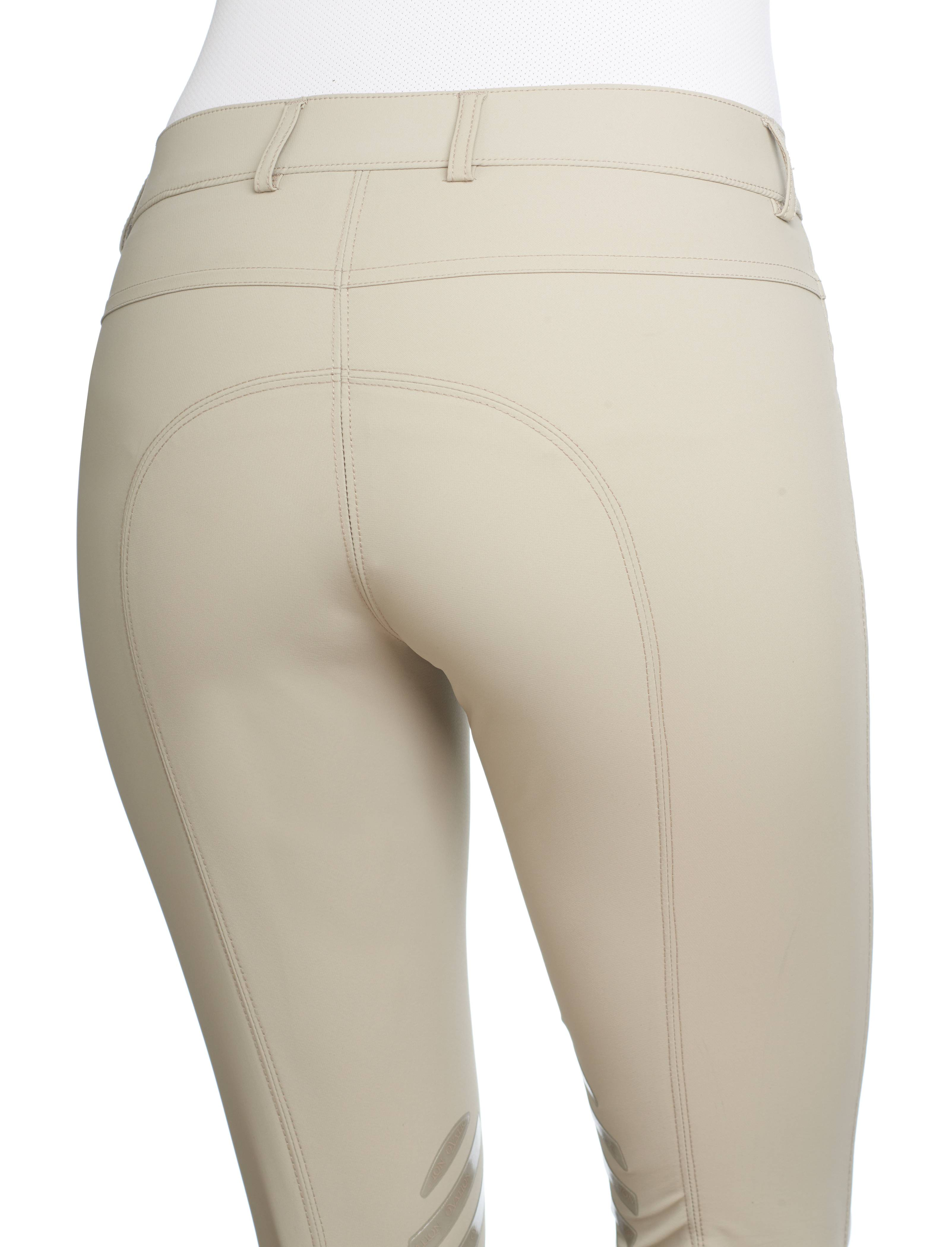 Ovation Ladies Aqua-X Slim Secret Knee Patch Breeches