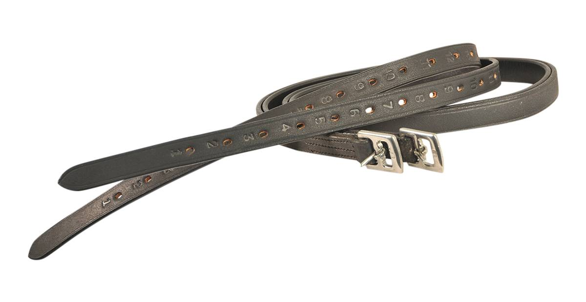 Treadstone Stirrup Leathers - 3/4''