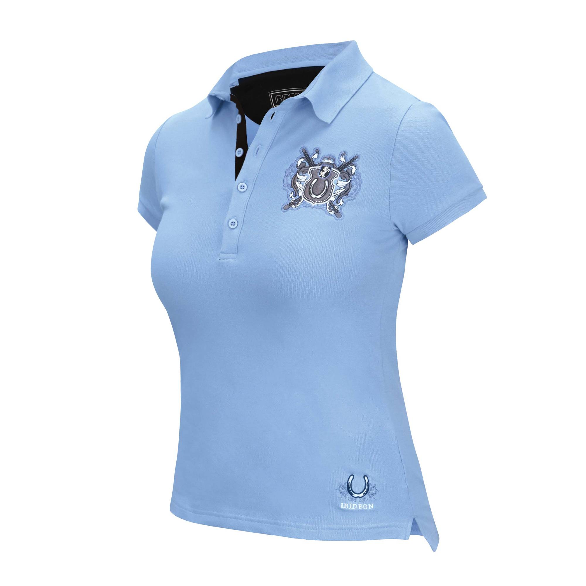 Irideon Kids Royal Crest Polo