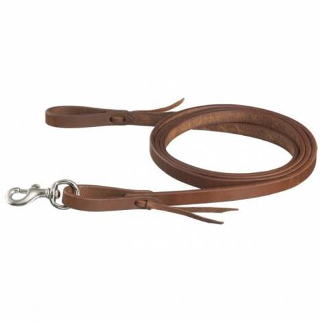 Tough-1 Harness Leather Roping Reins